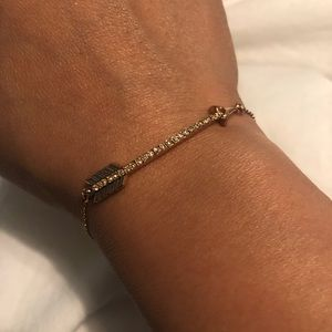 Jewelry - Juicy couture rose gold bracelet